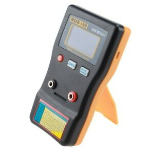 Mesr100 V2 Autoranging In Circuit Esr Capacitor Meter Tester up To 0 001 To 100