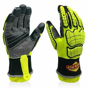 Intra fit Rescue 79314 Extrication Gloves With Impact And Large