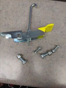Draw Latch 400 Pound Capacity Bolts Included