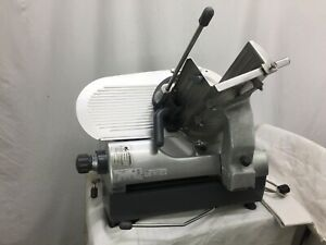 Hobart Slicer 2712 Automatic 2 Speed Commercial Chopper Meat Cheese Deli Cutter