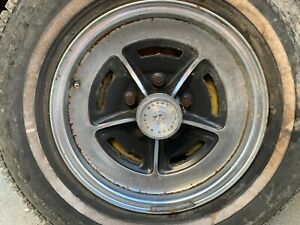 Buick Electra Chrome Rally Wheel Rim 15 X 6 Jj Lesabre Riviera Kelsey Hayes 1979