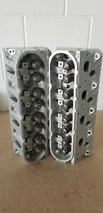 Pair Of 5 3 2007 To 2013 Chevy Rebuilt 243 Cylinder Heads