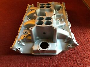 1967 Shelby Gt500 C7zx Dual Quad Aluminum Intake Manifold