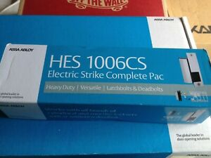 Hes 1006cs 12 24d 630 Electric Strike Lot Of 10