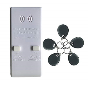 Rfid Reader Writer Copier For Both 125khz Proximity Card 1326 Family Cards