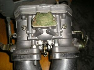 Vw Single 44 Carburetor Hpmx 44 Empi Dunebuggy Vw