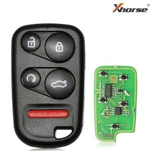 Xkho03en Xhorse Universal Remote Key Fob With Remote Start Trunk Button