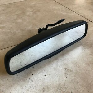 2010 2012 Ford Fusion Rear View Mirror