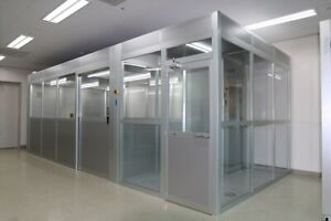 Clean Room For Sale Modular Cleanroom Class 100 To 100 000 Iso 5 To Iso 8
