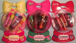 15 Lip Smacker Balms ~ Dr Pepper Coca-Cola Holiday Beverage Collection Christmas