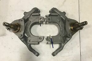 1970 Mustang Cougar Disc Brake Front Spindles Used
