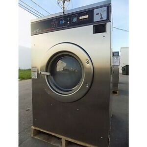 Huge 60 Pound Set Of 4 60lb Washer Speed Queen Washer Commercial Use