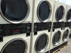12 White Speed Queen Stt30n Stack Dryers 2005