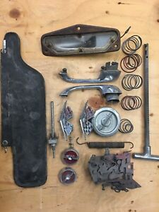 C2 Corvette Bundle Lot Parts