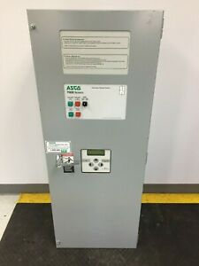 Asco D07atsa30070n5xc Automatic Transfer Switch 7000 Series
