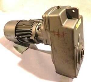 Nord Clincher Shaft Mount Gearmotor 3382ag 90s