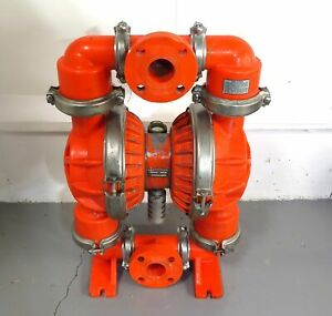 Wilden Poly Diaphragm Pump M8 2 Wil flex Diaphragm