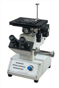 Inverted Metallurgical Microscope With 1 3mega Pixel Camera