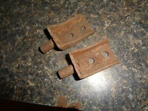 1924 1926 1928 1922 1925 1923 1927 1919 Ford Model T Engine Brackets