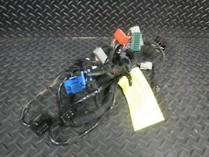 Jeep Wrangler Tj 1998 Instrument Dash Wiring Harness For Hard Top 56010108ac