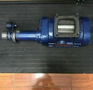 Mercury Weiand Mercruiser 525 Sc 177 Dominator Blower Turbo Supercharger