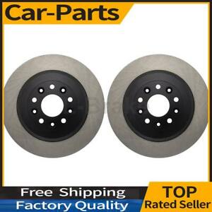 Fits Ford Edge 2011 2014 2x Centric Parts Rear Disc Brake Rotor