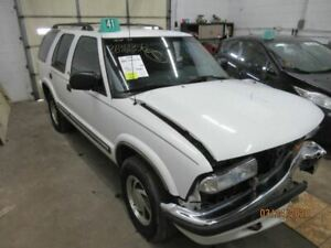 Console Front Floor Without Tow Package Fits 00 02 Blazer S10 jimmy S15 2395854