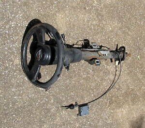 1988 Corvette C4 Tilt Telescoping Steering Column Wheel Vss Module