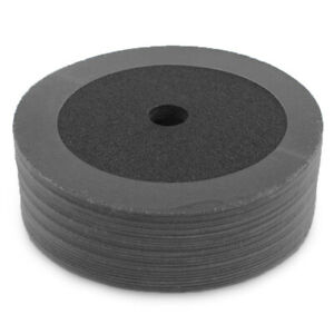 25 Pack 7 Silicon Carbide Resin Fiber Discs 60 Grit 7 Inch Sanding Fibre Disc
