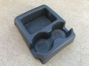 1995 2000 Toyota Tacoma Center Cup Holder Tray Oem Automatic