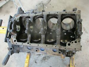 86 Ford Mustang Gt 5 0 302 Short Block Engine Bored 30 Over W Main End Caps Oem