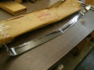 Nos Oem Ford 1960 Thunderbird T bird Lower Grille Moulding Chrome Trim