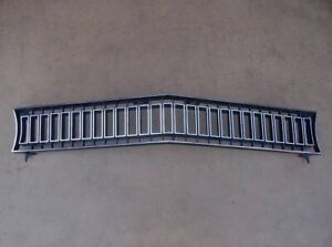 Grille Aluminum Ford Maverick Model Ldo Brazilian