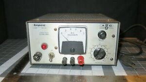Kepco Abc 1000 M 0 To 1000v 0 To 20 Ma High Voltage Regulated Dc Power Supply