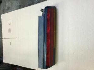 Passenger Right Tail Light Plain Lens Fits 86 92 Firebird 355