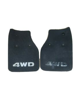 Toyota Pickup Truck Hilux 4x4 Mud Flaps 4wd 89 95 Set Rear