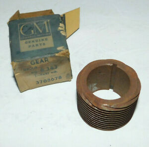 Nos Gm 3708678 Transmission Overdrive Gear 1955 56 Chevy Car And 1 2 Truck
