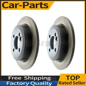 Fits Chevrolet Camaro 2010 2015 2x Centric Parts Front Disc Brake Rotor