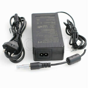 Battery Charger Power Supply Adapter 15v 6a 3pin For Leica Scansation 2 Hds300
