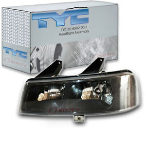 Tyc 20 6582 00 1 Headlight Assembly For General Motors 15879433 Aw
