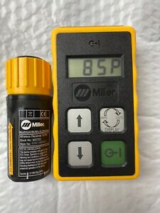 Miller Electric 300723 Tig Wireless Hand Control 300722 Wireless Receiver