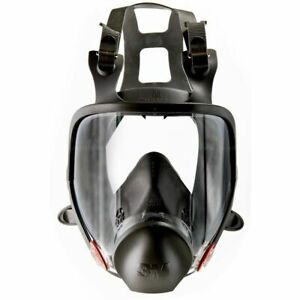 3m 6800 Full Face Respirator Reusable Size M in Stock Free Shipping