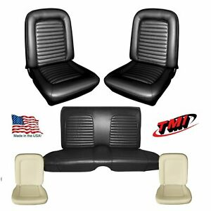 Upholstery And Seat Foam Set 1965 Mustang Convertible Any Color Tmi Products