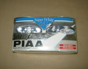 Piaa Plasma Super White Housing Part 00150 Super Compact Lamp Fog Light
