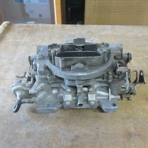 1969 Dodge Charger Plymouth Gtx Road Runner Avs Carburetor 4640s L8 Dated
