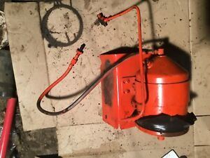 Case Sc Tractors Oil Filter Cannister Mounting
