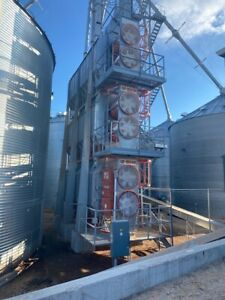 Farmfans 1500h Grain Dryer 3ph Lp