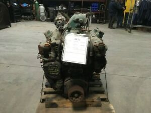 1985 Detroit Diesel 8v71 Diesel Engine 316hp All Complete And Run Tested