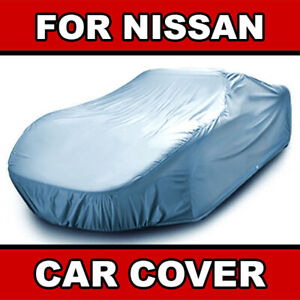 Nissan outdoor Car Cover All Weatherproof 100 Full Warranty custom fit