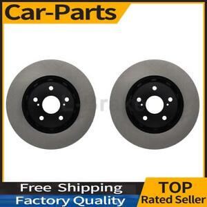 Fits Toyota Venza 2009 2016 2x Centric Parts Front Disc Brake Rotor